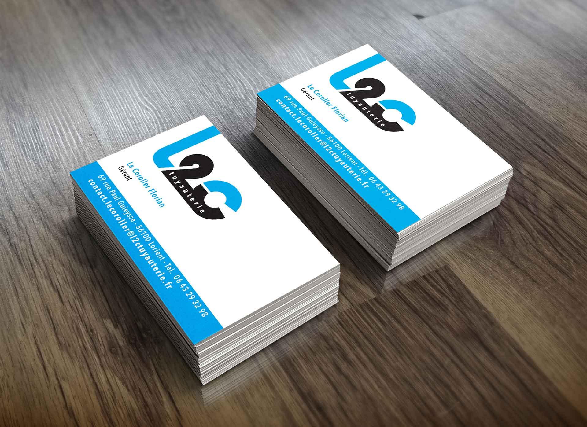 Petit Format Carte De Visite Recto
